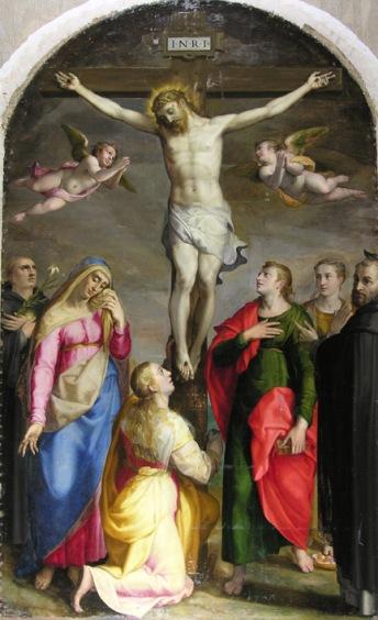 Sabatini_santi crucifixion