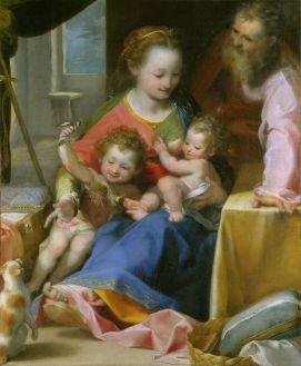 Holy Family - United Kingdom